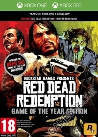 Red Dead Redemption Game Of The Year [uncut Edition] kompatibel mit (Xbox One)