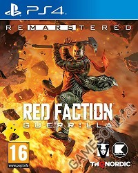 Red Faction Guerrilla Re-Mars-tered [uncut Edition] (PS4)