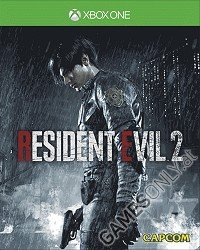 Resident Evil 2 Remake [Limited Lenticular uncut Edition] (Xbox One)