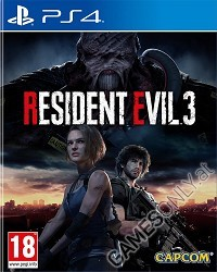 Resident Evil 3 [uncut Edition] (PS4)
