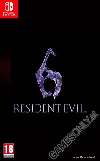 Resident Evil 6 [uncut Edition] (Nintendo Switch)