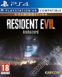 Resident Evil 7: Biohazard [Gold EU uncut Edition] inkl. 3 DLCs (PS4)