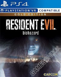Resident Evil 7: Biohazard [Gold US uncut Edition] inkl. 3 DLCs (PS4)