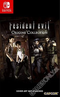 Resident Evil Origins Collection [Limited US uncut Edition] (Nintendo Switch)