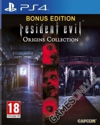 Resident Evil Origins Collection [uncut Edition] - Cover beschädigt (PS4)