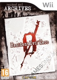 Resident Evil Zero (Archives) [uncut Edition] (Wii)