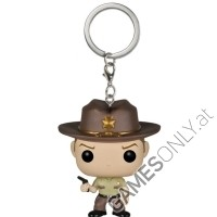 Rick Grimes Walking Dead POP! Keychain (Merchandise)