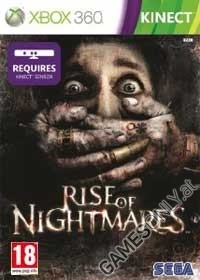 Rise of Nightmares [Kinect uncut Edition] (Xbox360)