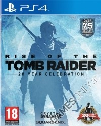 Rise of the Tomb Raider 20 Year Celebration [AT Bonus uncut Edition] (PS4)