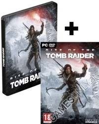 Rise of the Tomb Raider [Steelbook uncut Edition] (PC)