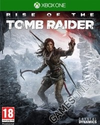 Rise of the Tomb Raider [EU uncut Edition] (Xbox One)