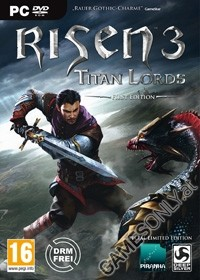 Risen 3: Titan Lords [Limited uncut Edition] inkl. Bonus DLC Triplepack (PC)