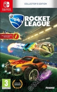 Rocket League [Collectors Edition] (Nintendo Switch)
