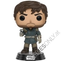 Rogue One Captain Cassian Andor Star Wars POP! Vinyl Figur (10 cm) (Merchandise)