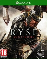 Ryse: Son of Rome [uncut Edition] - Cover beschädigt (Xbox One)