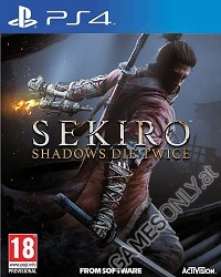 Sekiro: Shadows Die Twice [uncut Edition] (PS4)