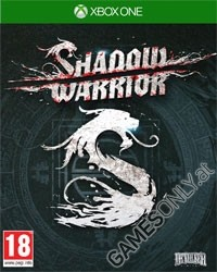 Shadow Warrior [uncut Edition] - Cover beschädigt (Xbox One)