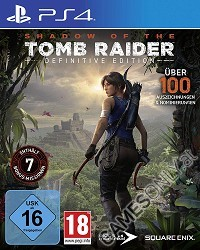 Shadow of the Tomb Raider [Definitive uncut Edition] (PS4)