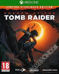 Shadow of the Tomb Raider [Limited Steelbook uncut Edition] (exklusiv) (Xbox One)