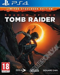 Shadow of the Tomb Raider [Limited Steelbook uncut Edition] (exklusiv) (PS4)