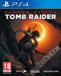Shadow of the Tomb Raider [uncut Edition] (PS4)