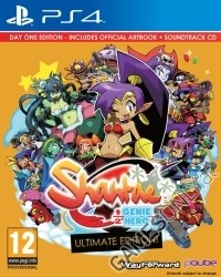 Shantae: Half Genie Hero [Ultimate Day 1 Edition] (PS4)