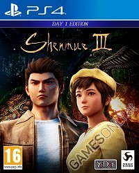Shenmue III [Day One Bonus Edition] (PS4)