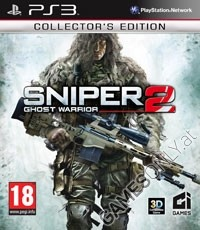 Sniper - Ghost Warrior 2 [Collectors uncut Edition] inkl. Bonus DLC (PS3)