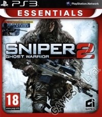Sniper - Ghost Warrior 2 [essentials uncut Edition] (PS3)
