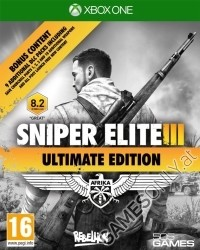Sniper Elite 3 [Ultimate uncut Edition] inkl. 9 Bonus DLCs (Xbox One)