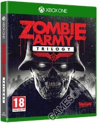 Sniper Elite: Nazi Zombie Army Trilogy [Kill Hitler Bonus uncut Edition] (Xbox One)