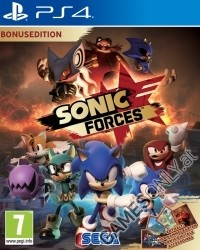 Sonic Forces [Bonus Edition] (PS4)