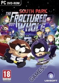South Park: The Fractured But Whole [AT uncut Edition] + Bonus DLC + The Coon Pin (PC)