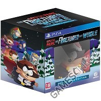 South Park: The Fractured But Whole [EU Collectors uncut Edition] - Cover beschädigt (PS4)