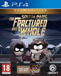 South Park: The Fractured But Whole [Gold uncut Edition] + Bonus DLC + The Coon Pin (PS4)