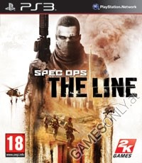 Spec Ops: The Line [uncut Edition] (PS3)