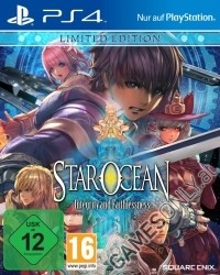 Star Ocean: Integrity and Faithlessness [Limited Edition] (PS4)