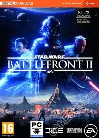 Star Wars: Battlefront 2 [Bonus uncut Edition] (Code in a Box) (PC)