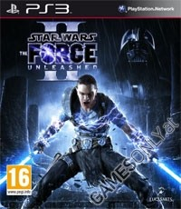 Star Wars: The Force Unleashed II [PEGI Edition] (PS3)