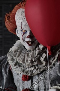 Stephen Kings Es Pennywise 2017 Actionfigur 1:4 (46 cm) (Merchandise)