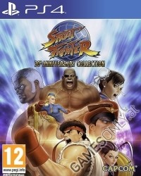 Street Fighter 30th Anniversary Collection inkl. Preorder Bonus (PS4)