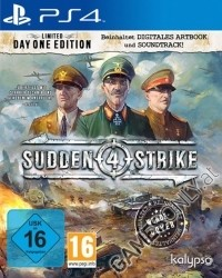 Sudden Strike 4 [Limited Day One Edition] (PS4)