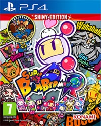 Super Bomberman R Shiny Edition (PS4)