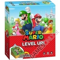 Super Mario Level Up Brettspiel (Merchandise)