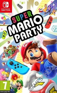 Super Mario Party EU Edition (Nintendo Switch)