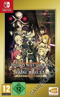 Sword Art Online: Fatal Bullet [Complete Edition] (Nintendo Switch)