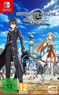 Sword Art Online: Hollow Realization [Deluxe Edition] (Nintendo Switch)