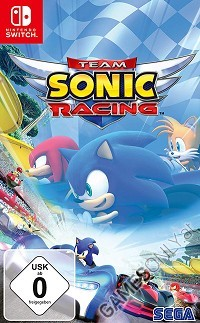 Team Sonic Racing (USK) (Nintendo Switch)