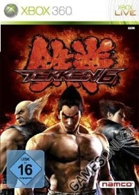 Tekken 6 Bundle (Xbox360)