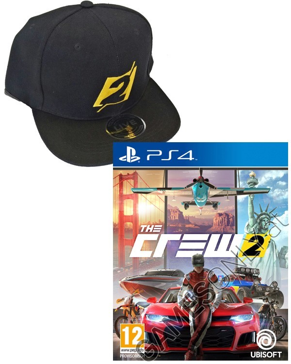 the crew 2 motor edition ps4